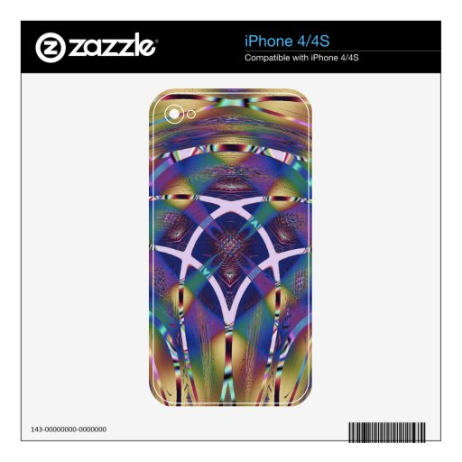 fractal mf 108 decal for the iPhone 4S