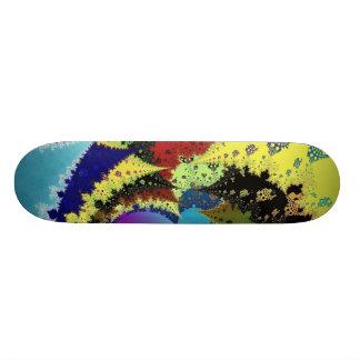 fractal mf 185 skate board deck