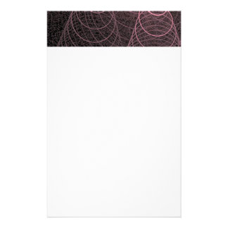 fractal mf 321 personalized stationery