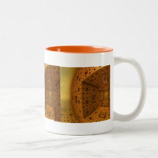 fractal mug