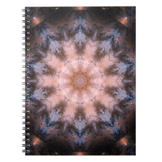Fractal Multiverse Mandala Notebook