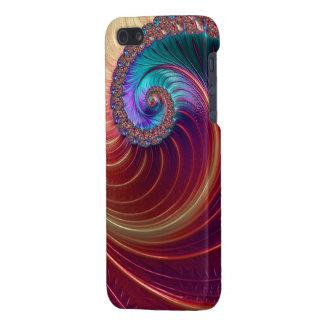 Fractal Nautilus Case For iPhone SE/5/5s