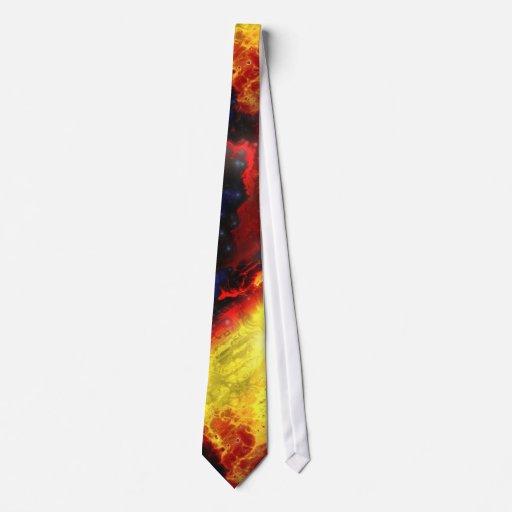 Fractal Nebula 1 Tie