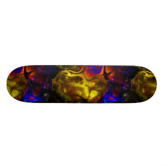 Fractal Nebula 2-2  Skateboard
