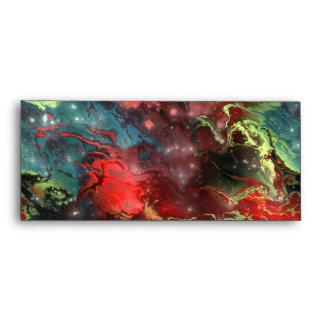 Fractal Nebula 3 Envelope