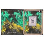 Fractal Nebulae 8  DODO iPad Folio Cases