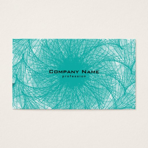 Fractal Network Business Card