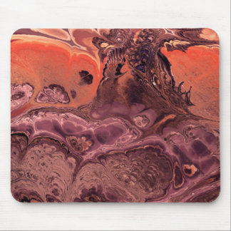 fractal octopussy mouse pad