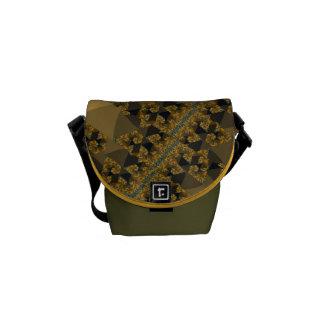 Fractal Oliver Rickshaw Bag Courier Bag