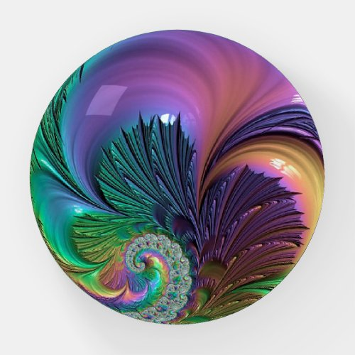 Fractal Paperweight