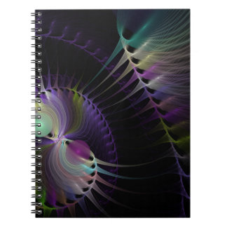 fractal: parted from me and never parted notebook