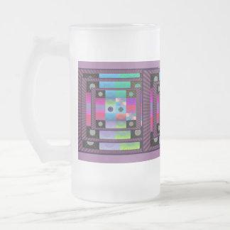 Fractal Patchwork Mug