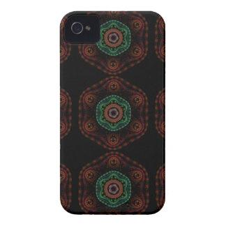 Fractal Pattern Blackberry Bold case
