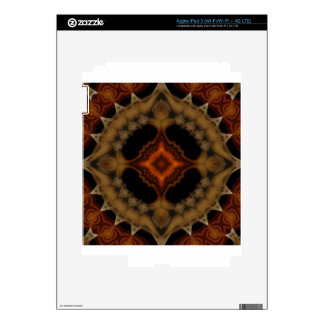 fractal pattern decal for iPad 3