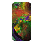 Fractal - Peacock Cases For iPhone 5