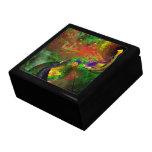 Fractal - Peacock Gift Box
