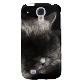 Fractal persa gris iPhone3G de la acuarela el dorm