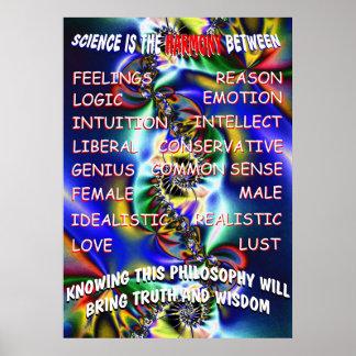 Fractal Philosophy Poster