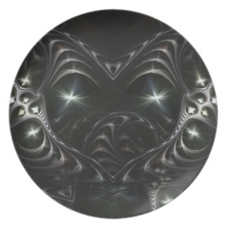 Fractal Plate
