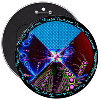 Fractal Pool Party Button
