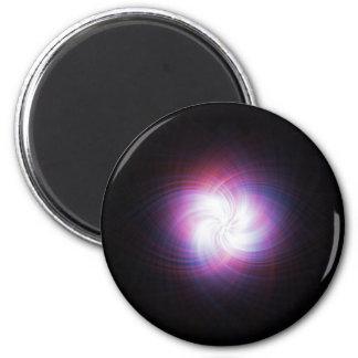 Fractal power 2 inch round magnet