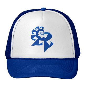 Fractal Power - Blue Hats