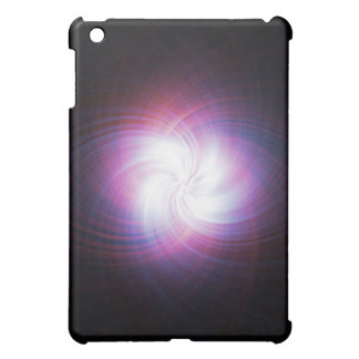 Fractal power case for the iPad mini