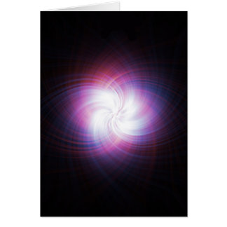 Fractal power greeting cards