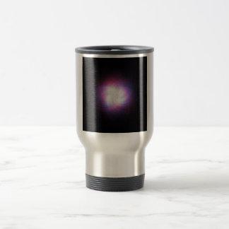Fractal power travel mug