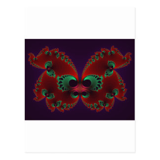 fractal Products Postcard
