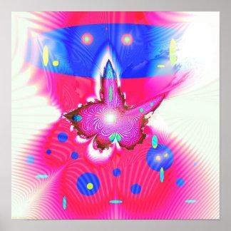 Fractal Projection 1.4k1 Print