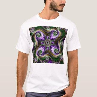 """Fractal """"Quadra"""" Spiral Shirt"""