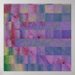 Fractal Quilt 3 Canvas Print