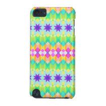Fractal Quilt Pattern iPod Touch 5G Cover