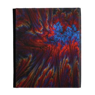 Fractal Rainbows - iPad case