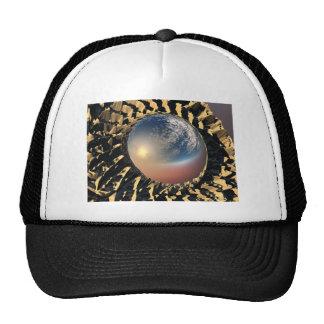 Fractal Reflections Trucker Hat