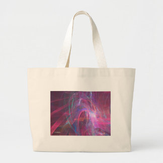 Fractal Refraction Canvas Bags