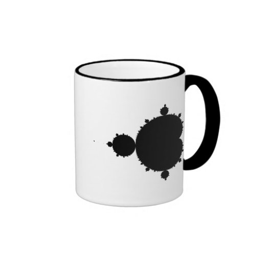 Fractal Ringer Coffee Mug