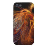Fractal - Rise of the phoenix iPhone 5 Cases