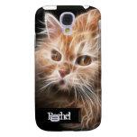Fractal rubio iPhone3G del gato