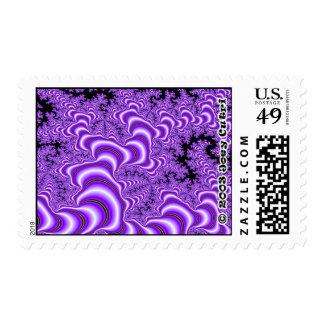 Fractal S~01 Postage Stamp (Medium)