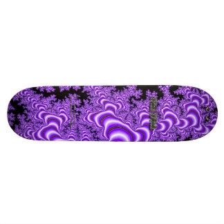 Fractal S~01 Triptych #1 Sick Stick Pro Skateboard