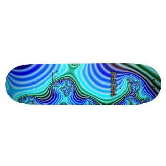 Fractal S~11 Triptych #1 Sick Stick Pro Skateboard
