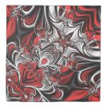 Fractal's pattern duvet cover