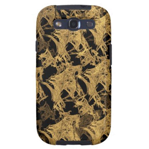 Fractal Samsung Galaxy SIII Funda