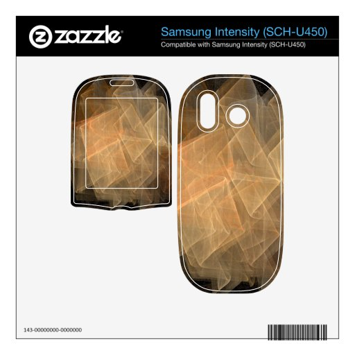 Fractal Samsung Intensity II Skin