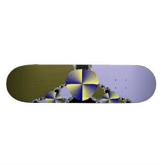Fractal Scateboard - Customized - ... - Customized Skateboard Deck
