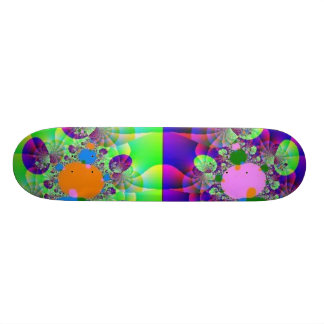Fractal Scateboard - Customized Skateboard Deck
