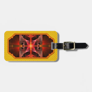 Fractal - Science - Cold Fusion Tags For Bags