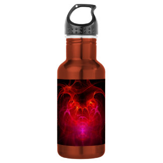 Fractal - Science - The neural network Stainless Steel Water Bottle